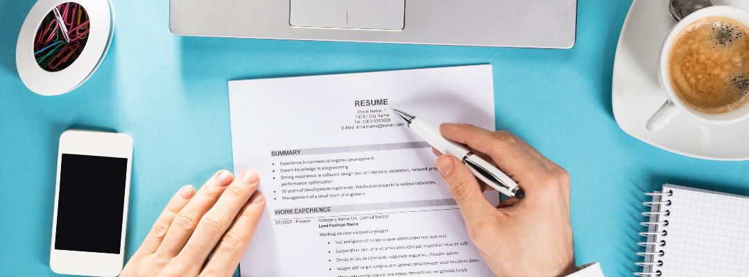 Crucial tips for writing technical resumes